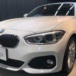 BMW1へガラスコーティングの再施工