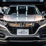 Honda ヴェゼル ガラスコーティング「USC Standard」施工